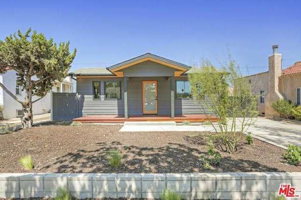 Calif Bungalow, Single Family - Los Angeles (City), CA