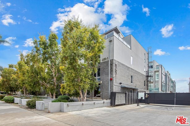 Townhouse, Architectural - Los Angeles (City), CA