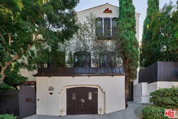 Spanish Colonial, Single Family - Los Angeles (City), CA (photo 2)
