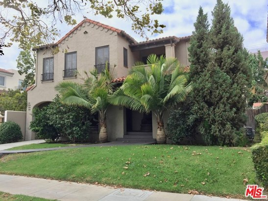 Condominium, Garden Condo,Spanish - Beverly Hills, CA (photo 1)