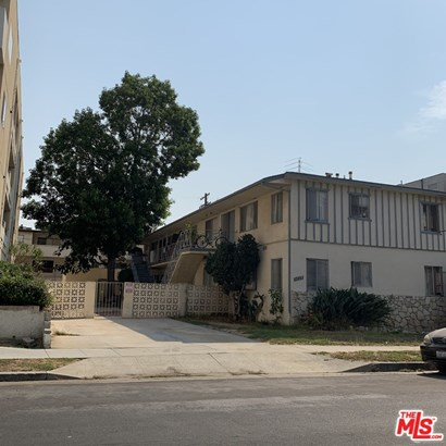 Residential Income - Los Angeles, CA