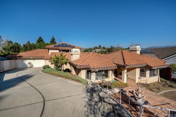 Single Family Residence, Spanish - San Luis Obispo, CA