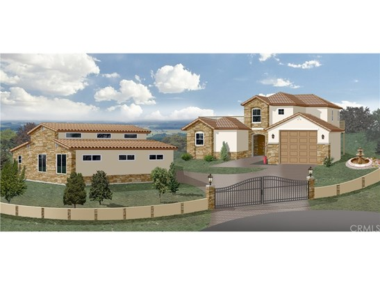 Mediterranean, Single Family Residence - Paso Robles, CA (photo 1)