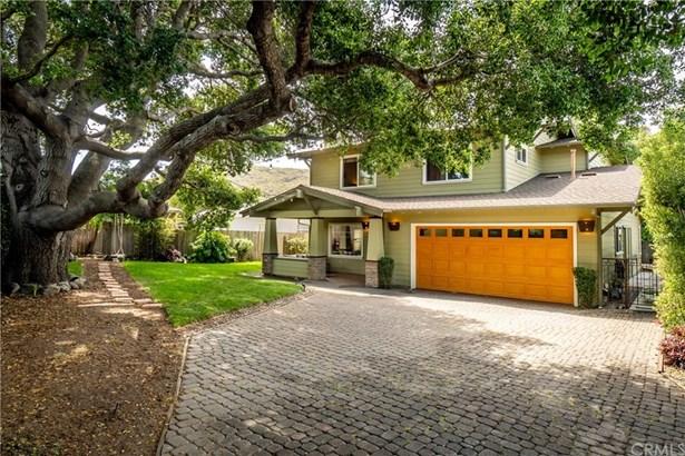 Single Family Residence, Craftsman - San Luis Obispo, CA