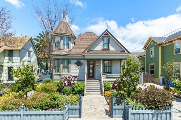 Single Family Residence, Victorian - San Luis Obispo, CA