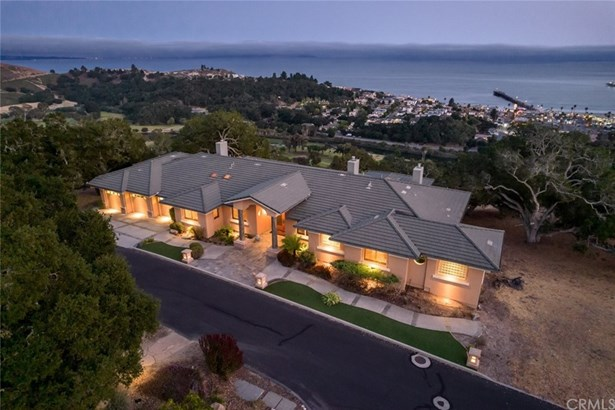 Single Family Residence, Contemporary - Avila Beach, CA