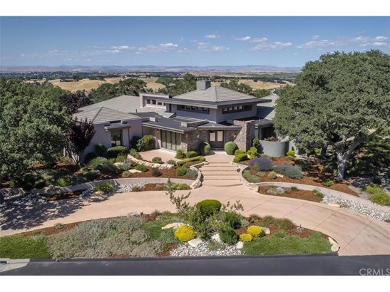 Single Family Residence, Custom Built - Templeton, CA (photo 2)