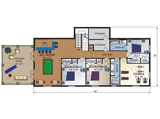 Custom Built,Mediterranean, Single Family Residence - Paso Robles, CA (photo 4)