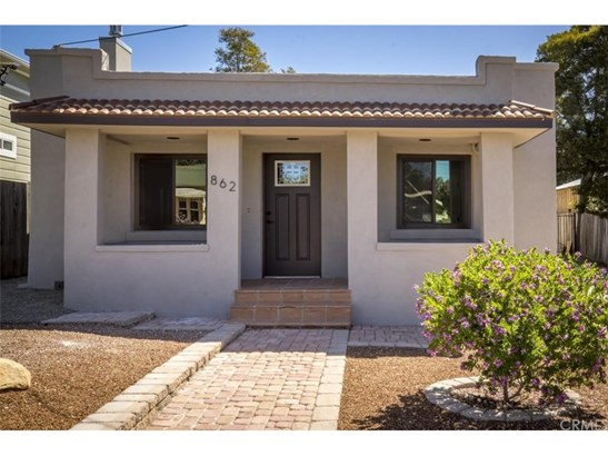 Residential Income - San Luis Obispo, CA