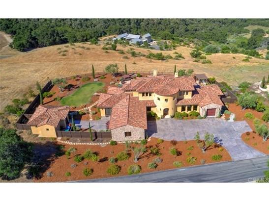 Mediterranean, Single Family Residence - Arroyo Grande, CA