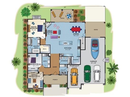 Single Family Residence, Custom Built - Paso Robles, CA (photo 3)