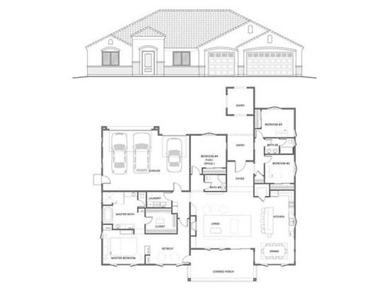 Single Family Residence - Templeton, CA (photo 1)