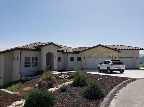 Mediterranean, Single Family Residence - Paso Robles, CA (photo 1)