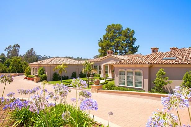 Detached, Mediterranean/Spanish - Rancho Santa F, CA (photo 4)