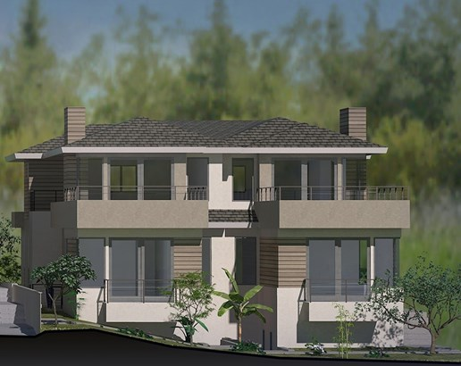 Twinhome, Contemporary - Cardiff by the Sea, CA (photo 1)