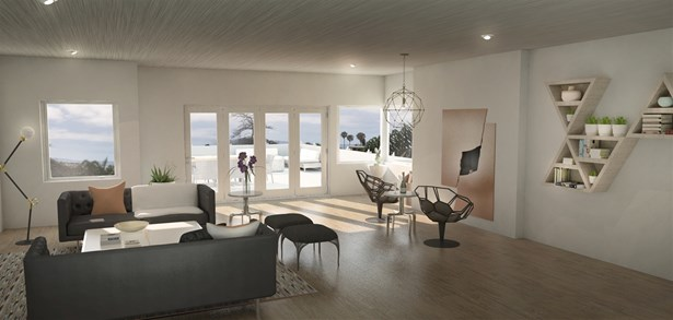 Twinhome, Contemporary - Cardiff by the Sea, CA (photo 4)