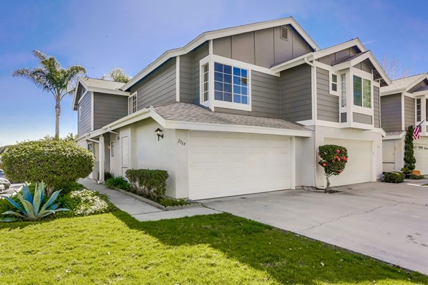 Townhome - Carlsbad, CA