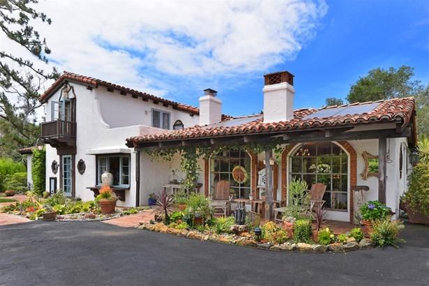 See Remarks, Detached - Rancho Santa Fe, CA (photo 1)