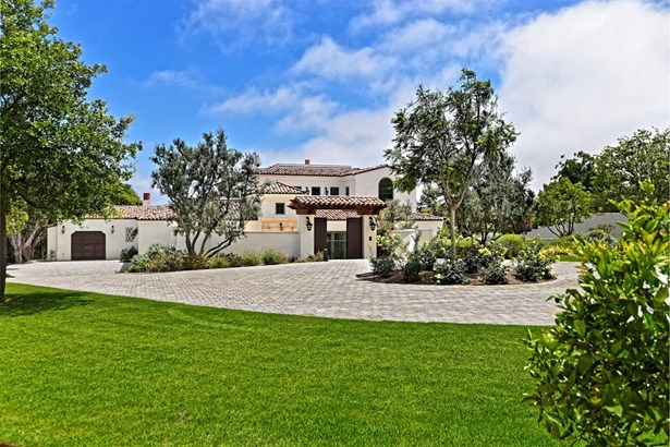 Detached, Custom Built - La Jolla, CA (photo 1)