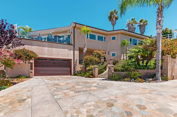 Detached, Mediterranean/Spanish - Solana Beach, CA (photo 1)