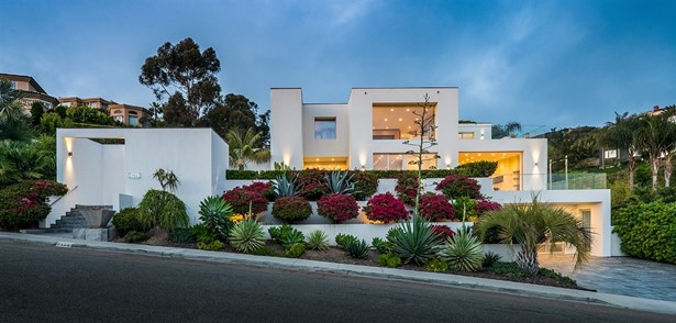 Contemporary, Detached - La Jolla, CA (photo 1)