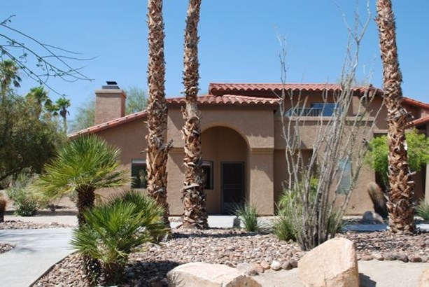 Twinhome, Mediterranean/Spanish - Borrego Springs, CA (photo 1)