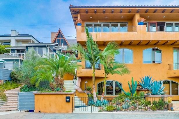 Twinhome, Contemporary,Monterey/Hacienda/Adobe - Cardiff by the Sea, CA (photo 3)