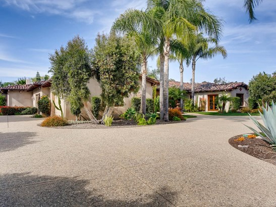 Detached, Mediterranean/Spanish - Rancho Santa Fe, CA (photo 2)