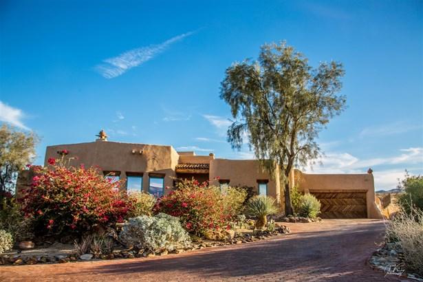Detached, Custom Built - Borrego Springs, CA (photo 1)