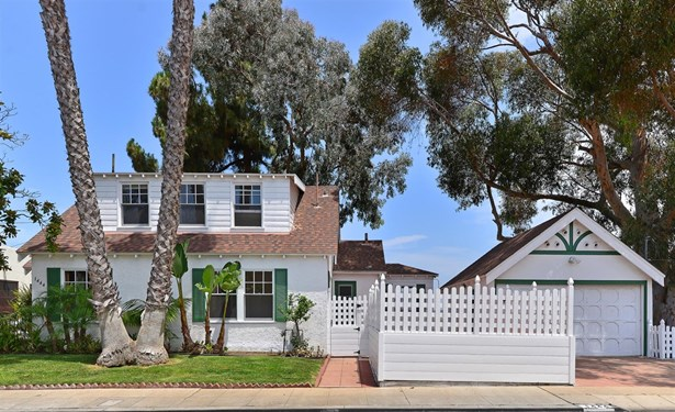 Craftsman/Bungalow, Detached - San Diego, CA (photo 2)