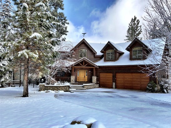 Detached, Custom Built - Big Bear Lake, CA (photo 1)