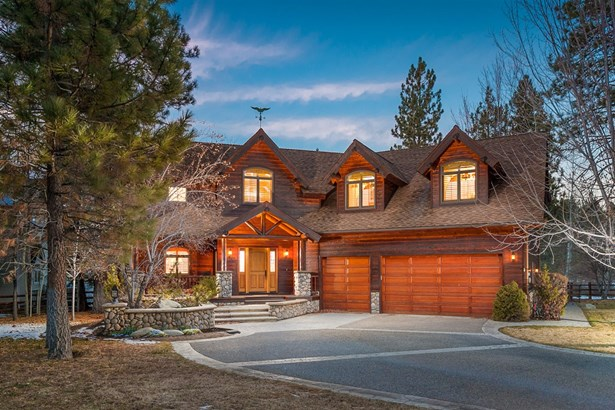 Detached, Custom Built - Big Bear Lake, CA (photo 3)