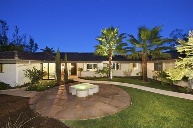 Detached - Rancho Santa Fe, CA