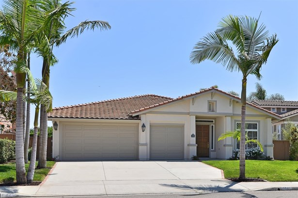 Detached, Mediterranean/Spanish - Carlsbad, CA (photo 1)