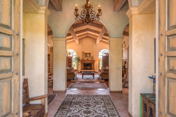 Detached, Monterey/Hacienda/Adobe - Rancho Santa Fe, CA (photo 4)