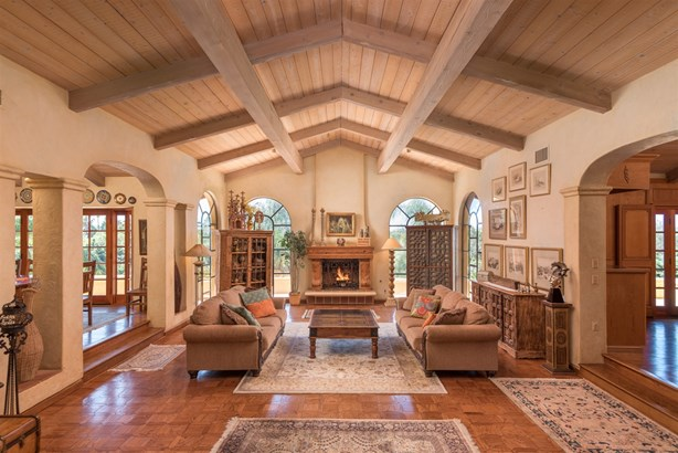 Detached, Monterey/Hacienda/Adobe - Rancho Santa Fe, CA (photo 5)