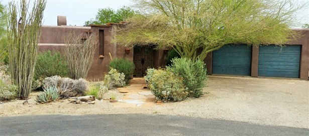 Detached, Custom Built - Borrego Springs, CA (photo 1)