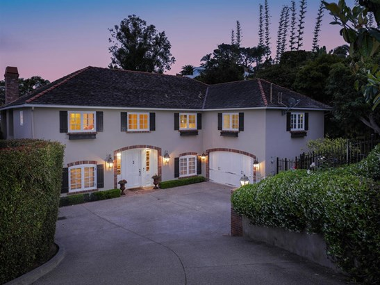 Tudor/French Normandy, Detached - La Jolla, CA