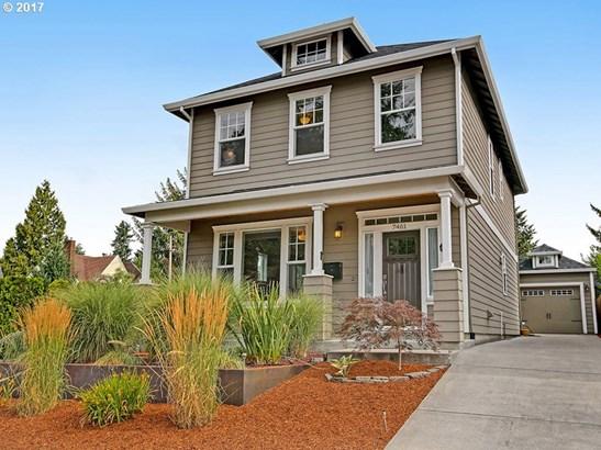 7461 N Willamette Blvd, Portland, OR - USA (photo 1)