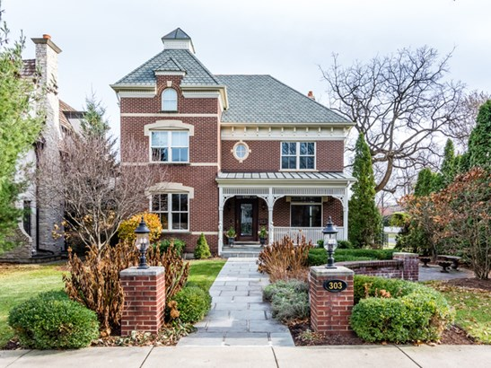 303 North Lincoln Street, Hinsdale, IL - USA (photo 1)