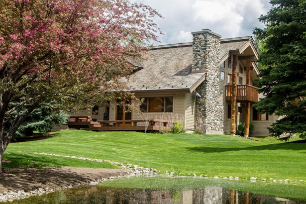 Single Family Residence, 2 Story Basement,Lodge,Log - Sun Valley, ID