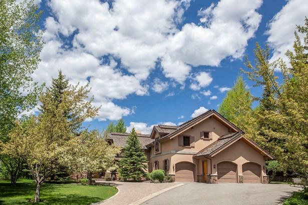 Single Family Residence, 2 Story Basement - Sun Valley, ID