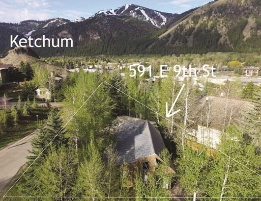 Single Family Residence, 1 Story,Ranch - Ketchum, ID