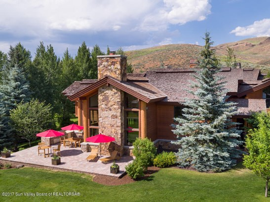 Single Family Residence, 2 Story,Lodge - Sun Valley, ID