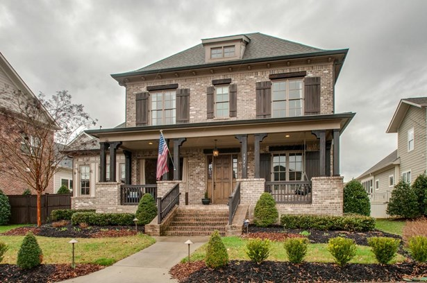 Site Built, Traditional - Franklin, TN (photo 2)