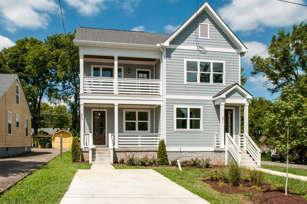 Horiz. Property Regime-Attached - Nashville, TN (photo 1)