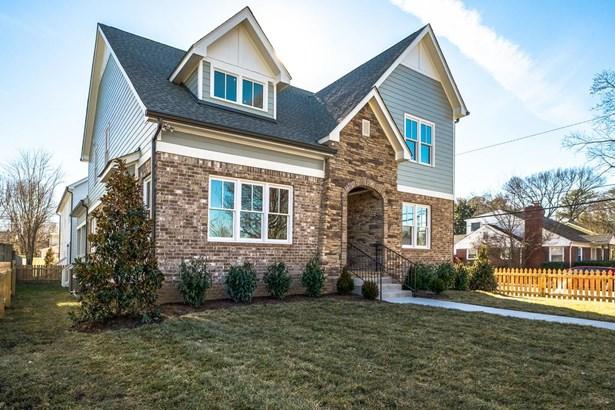 Horiz. Property Regime-Detached - Nashville, TN (photo 1)