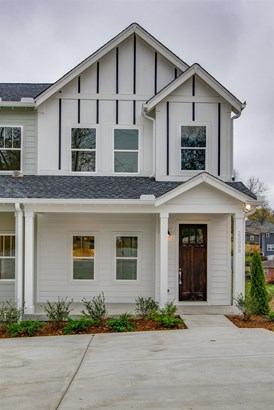 Horiz. Property Regime-Attached, Contemporary - Nashville, TN (photo 1)