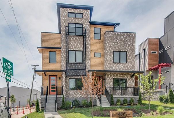 Horiz. Property Regime-Attached - Nashville, TN (photo 1)