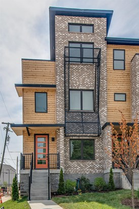 Horiz. Property Regime-Attached - Nashville, TN (photo 2)